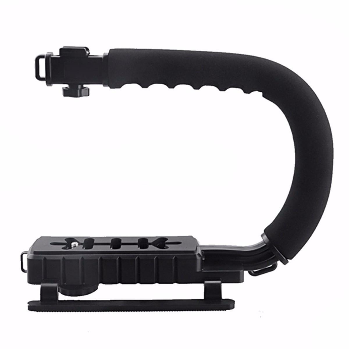 Pro Video Stabilizing Handle Grip for Kodak EasyShare V1253 Vertical Shoe Mount Stabilizer Handle